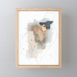 Pieces of Cheer 2 Framed Mini Art Print