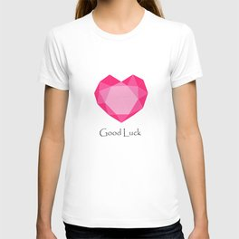 Love, Good Luck T-shirt