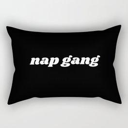 nap gang Rectangular Pillow