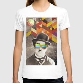 Public Figures Collection - Chaplin T-shirt