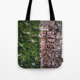 Ying and Yang Tote Bag