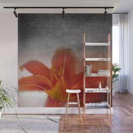 liking orange -02- Wall Mural