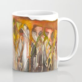 Deep Roots of Mama Tree Coffee Mug