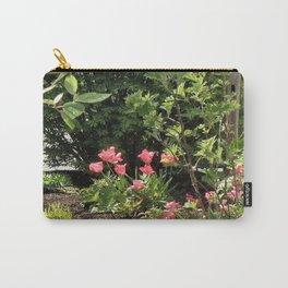 Backyard Beauty Carry-All Pouch