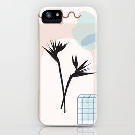 // Royal Gardens 01 iPhone Case