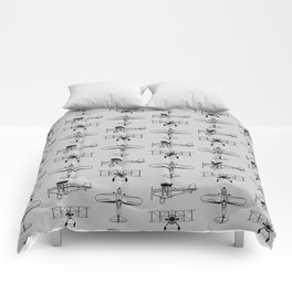 Biplanes // Silver Comforters