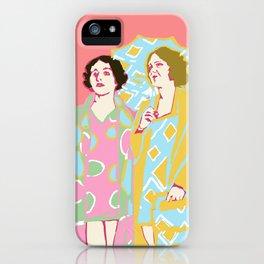 Rose Delaunay iPhone Case