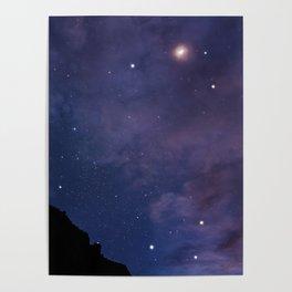 Big Bend nights Poster