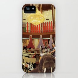 On Campus Accommodation iPhone Case