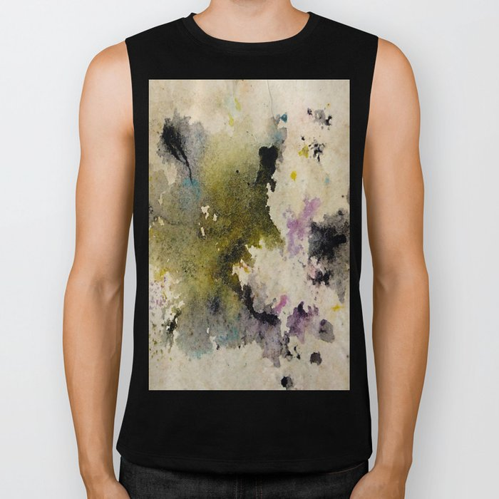 land of milk and honey Biker Tank