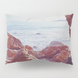 Waiting by the Sea Pillow Sham