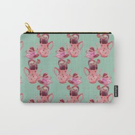 Otter Tea and Biscuits Carry-All Pouch