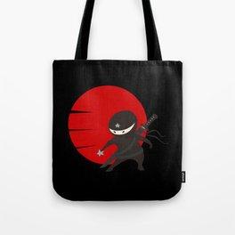 Little Ninja Star - Night version Tote Bag
