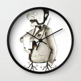 kissable Wall Clock