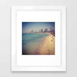 Old Yaffo Framed Art Print