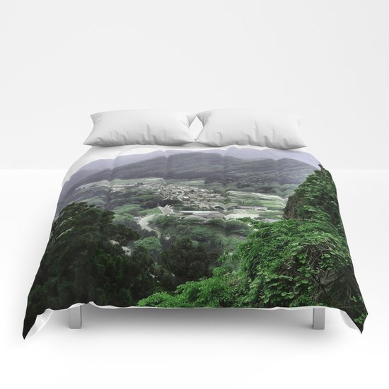 The Valley (Japan) Comforters