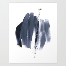 brush strokes 10 Kunstdrucke
