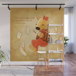 The Breathings of Your Heart Wall Mural