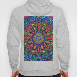 Abstract Flower AAA QQ Y Hoody