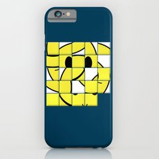 Acid Smiley Shuffle Puzzle iPhone 6s Slim Case
