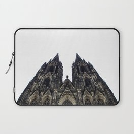 cologne cathedral. Laptop Sleeve