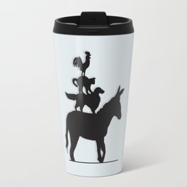 Town Musicians of Bremen Travel Mug