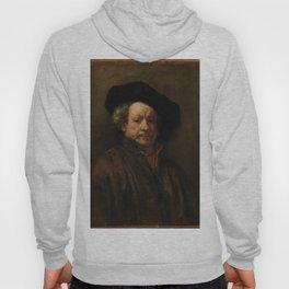 Rembrandt van Rijn - Self-portrait Hoody