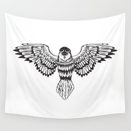 It's Time to Fly High! Wall Tapestry