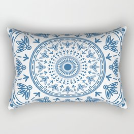 Persian folk Rectangular Pillow