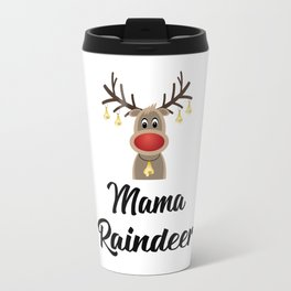 mama raindeer Travel Mug