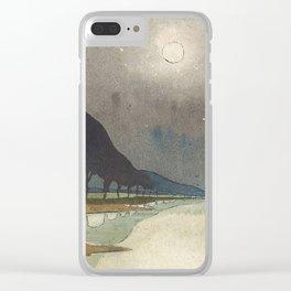 Charles Guilloux - L'allée d'Eau - Surreal Dreamscape Clear iPhone Case