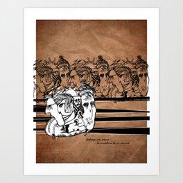 rencor Art Print