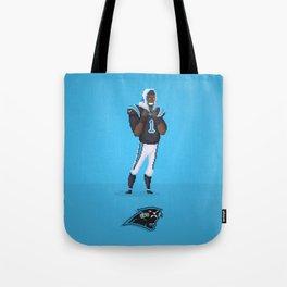 Cam Newton Tote Bag