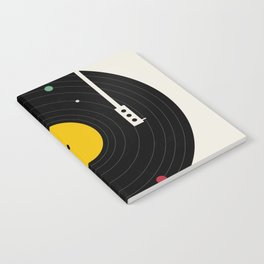 Music, Everywhere Notebook