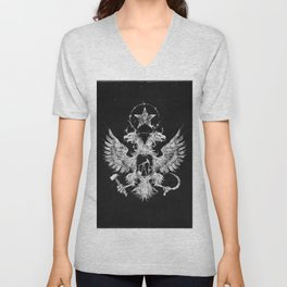Mother Russia Unisex V-Neck