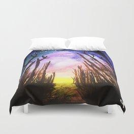 Twilight Woods Duvet Cover