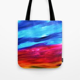 FADING SKY Tote Bag