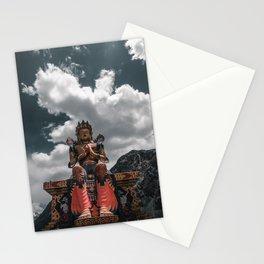 Statue of Buddha Stationery Cards