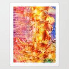 Solaris 56 Art Print