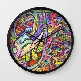 Kreech Wall Clock