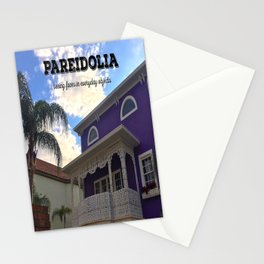 Pareidolia Stationery Cards