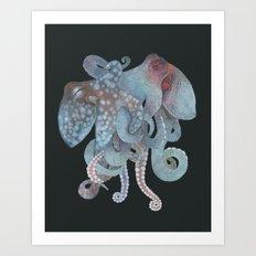 Tangled No. 1 Art Print