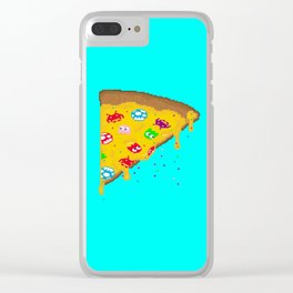 8-Bizza Clear iPhone Case