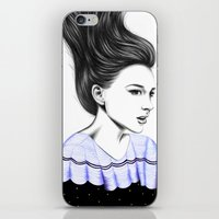 WIND TUNNEL iPhone & iPod Skin