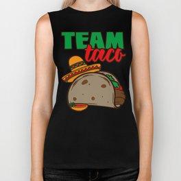 Team Taco Biker Tank