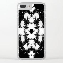 Rorsch 2 Clear iPhone Case
