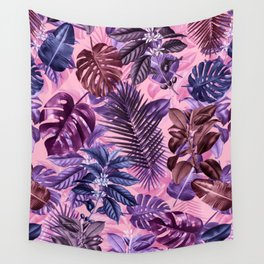 TROPICAL GARDEN VI Wall Tapestry