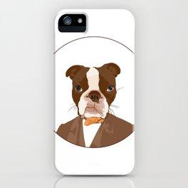 Mr. Brodes iPhone Case