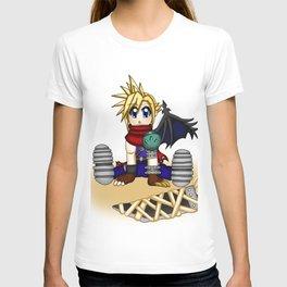 Lil' Cloud (Kingdom Hearts) T-shirt