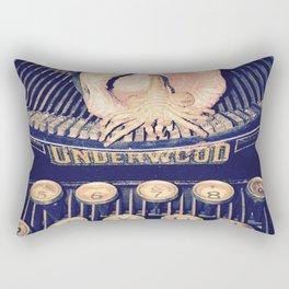 Xenotype Rectangular Pillow